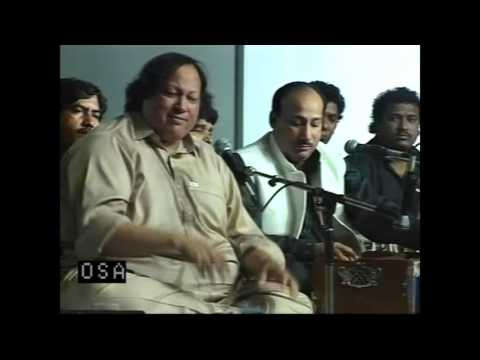 Sanu Ik Pal Chain Na Aavey - Ustad Nusrat Fateh Ali Khan - OSA Official HD Video