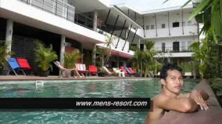 MEN's Resort & Spa (gay hotel) - Siem Reap Angkor - Cambodia