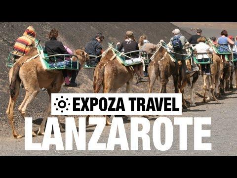 Lanzarote (Spain) Vacation Travel Video Guide