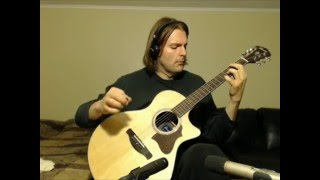 Ewan Dobson - Winter By The Sea (2015) - Ibanez AE900 -NT