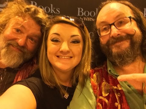 BBC Good Food Show Meeting The Hairy Bikers!