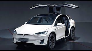 Тест-драйв тесла с аукциона   tesla model X авто из США