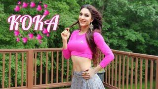 Koka Song Dance | Khandaani Shafakhana | Sonakshi Sinha , Badshah, Varun S | Video By Deep Brar