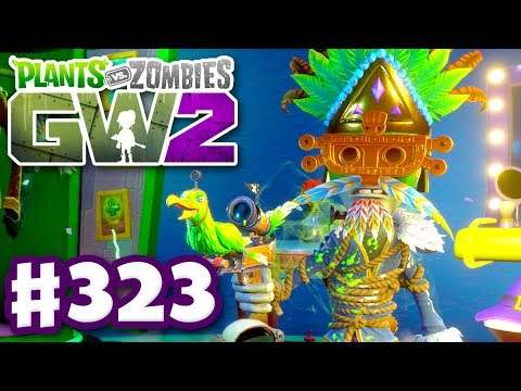 Mayan Pirate Captain Deadbeard! - Plants vs. Zombies: Garden Warfare 2 - Gameplay Part 323 (PC)