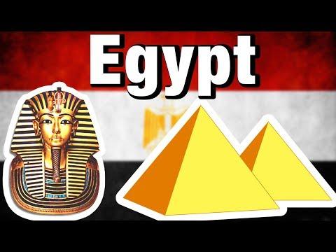 15 Faktů - EGYPT