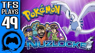 Pokemon Silver NUZLOCKE Part 49 - TFS Plays - TFS Gaming