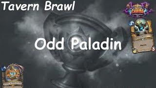 Hearthstone: Tavern Brawl Coliseu da Contenda Padrão Standard Odd Paladin Boomsday Projeto Cabum #2