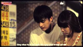 [PinkLand][Vietsub+Kara] APink Jung EunJi & Seo In Gook - Our love like this MV (OST Reply 1997)
