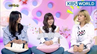 Oh, whatever, I'll just say it~! [Hello Counselor Sub : ENG,THA / 2018.04.16]