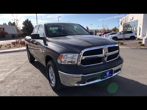 2018 Ram 1500 Reno, Carson City, Northern Nevada, Roseville, Sparks, NV JS309646P