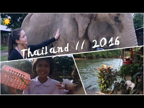 THAILAND - travel film // 2016