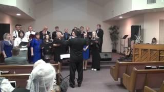 Годы, годы юности летят New 2017 Year service Dec 31, 2016 Ukrainian Bible Church, North Port FL