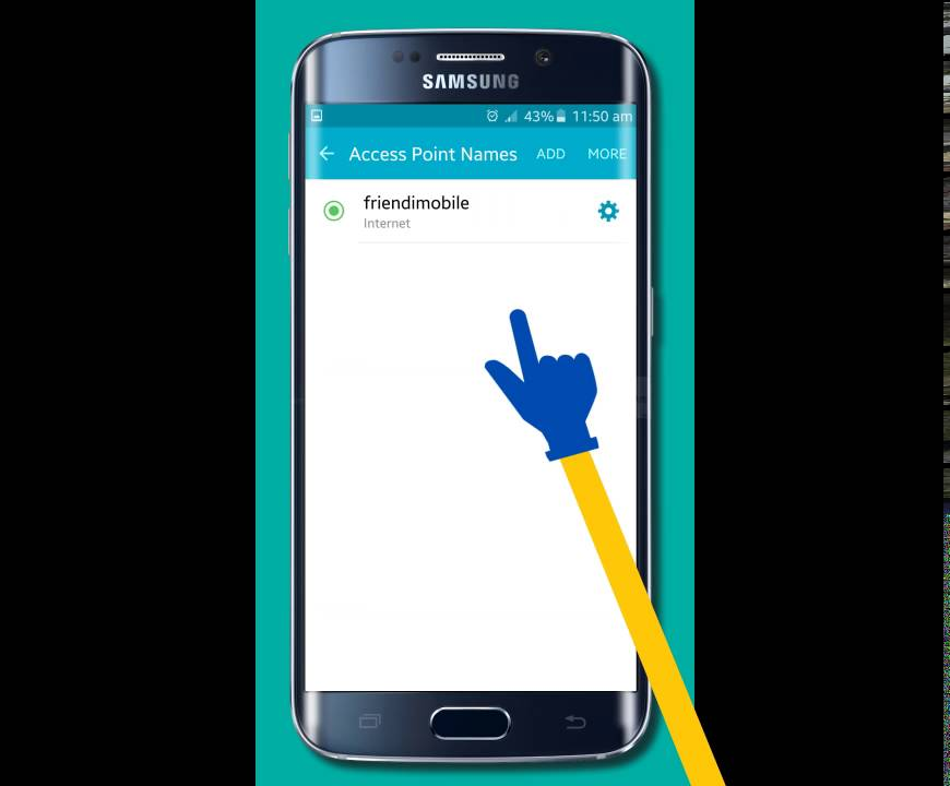 How to Set Up your FRiENDi Mobile Internet on Android
