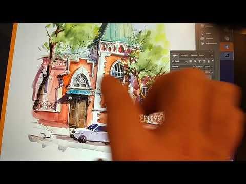 Делаем календарь, работа в Adobe Photoshop