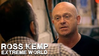 Ross Talks to a Captain in Syria Street | Ross Kemp Extreme World