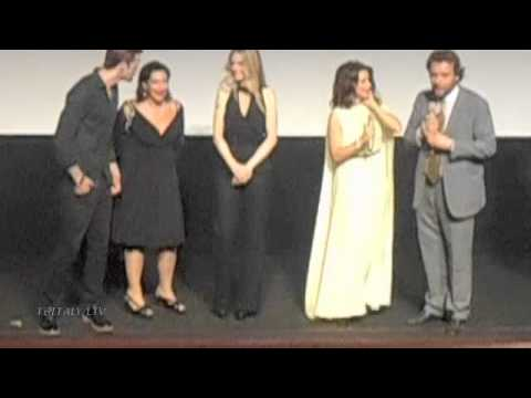 Q&A with Alexander Skarsgård, Kristin Bauer & Valentina Cervi at Roma Fiction Fest Part 2