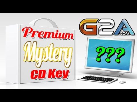 G2A.com Random PREMIUM STEAM CD-KEY Opening!