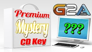 G2A.com Random PREMIUM STEAM CD-KEY Opening!(We've tried the 10 random Steam CD-Key offer from G2A.com and now thought we would try our luck with their 'PREMIUM' offering. So how did we do? Watch to ..., 2015-07-18T17:36:54.000Z)