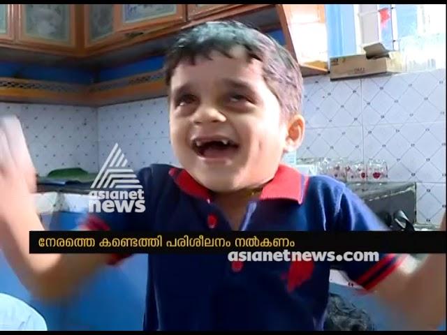 Shani ; Cerebral Palsy affected kids trainer