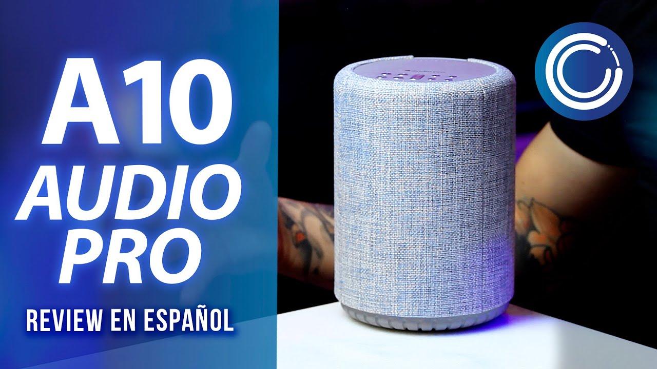 EL MEJOR PARLANTE MULTIROOM, WIFI, BLUETOOTH /Audio Pro A10 / VALE LA PENA?