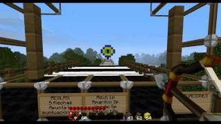 Jugando a Minecraft (Episodio 9) - Tiro con arco (CONCURSO!)