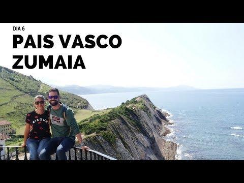 ZUMAIA - Pais Vasco. Dia 6