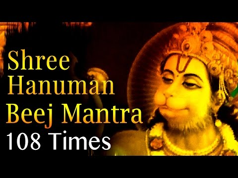 Hanuman Mantra | Black Magic, & evil energies Removal Mantra | Hanuman Stotras ( Official Video)