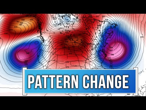 The Coming Weather Pattern Change [Forecast Update]