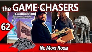 The Game Chasers Ep 62  - No More Room