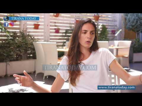 EMINA ÇUNMULAJ - INTERVISTË EKSKLUZIVE PËR TIRANA TODAY