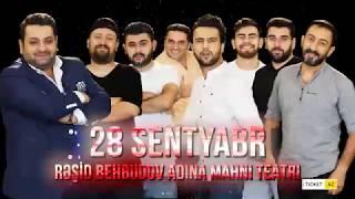 Stand Up Baku (28.09.2019) Yeni Şou