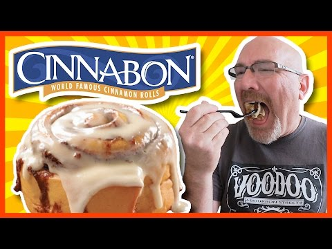 cinnabon-review-from-lafayette,-louisiana,-w/live-periscope