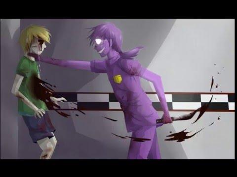 текст песни 5 ночей с Фредди Песня Фиолетого парня. Песня песня фиолетого парня - ночей с Фредди скачать mp3 и слушать онлайн
