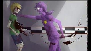5 ночей с фредди песня фиолетового парня