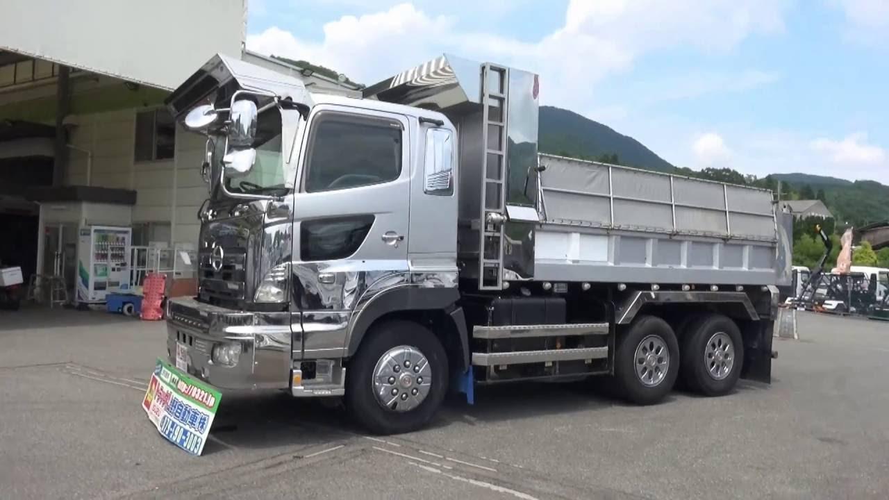 トラック 車 大型 中古