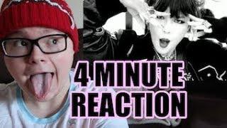 4MINUTE - CRAZY | REACTION