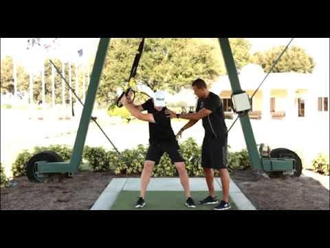 TRX for Golf: TRX Golf Swing (Opposite Hands)