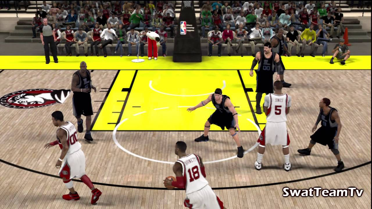 Image result for nba 2k11 crew swat team