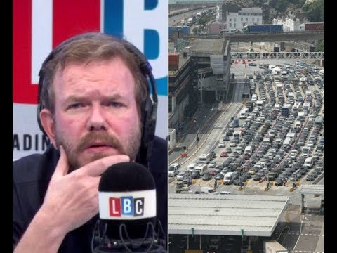 "James O'Brien's Eye Opening Call: ""My Business Will Fold If UK Leaves Customs Union"""