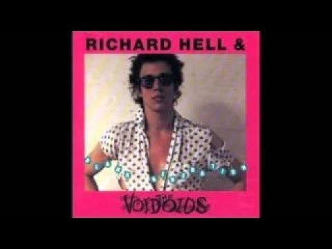 Richard Hell interview 1990 A ghost from punk past