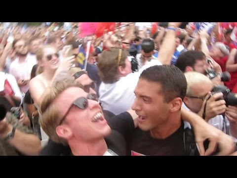 Watch The USA Supreme Court Say YES To Marriage Equality! (Ft. The Rhodes Bros)   Raymond Braun