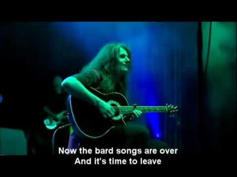 Blind Guardian - The Bard's Song live with lyrics