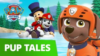 PAW Patrol | Pup Tales #4 | Rescue Episode!