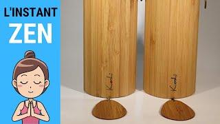L'INSTANT ZEN #023 - Carillon Koshi Ignis et Carillon Koshi Aqua
