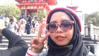 JAPAN : how 2 muslim girls travel (montage video)