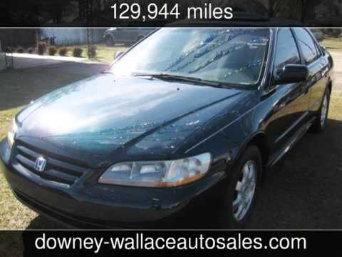 2001 Honda Accord EX Used Cars - Mobile,AL