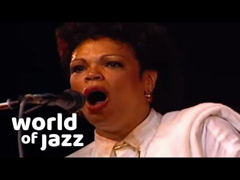 Tania Maria live at the North Sea Jazz Festival • 09-07-1988 • World of Jazz