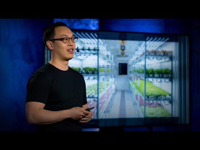 ¿Son las granjas verticales indoor el futuro de la agricultura?, Stuart Oda