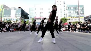 MIND DANCE (마인드댄스)  안산국제거리극 축제 시민버전2.0 마인드크루 공연영상 | PO'M (포엠)