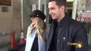 Dragana Dzajic i Miloš Ivanović izašli iz bolnice sa sinom